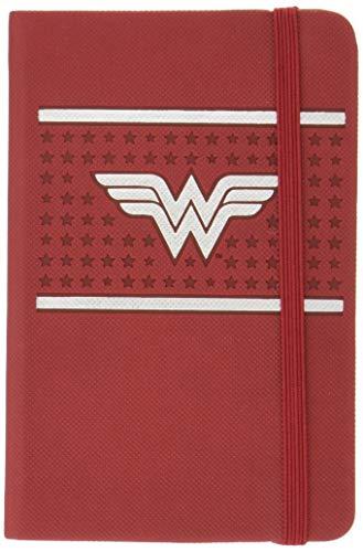 Wonder Woman Ruled Pocket Journal (Insights Journals)
