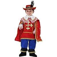 VESTITO COSTUME Maschera di CARNEVALE Primi Passi - DARTAGNAN - Taglia  25 36 mesi - c5786dd5dab