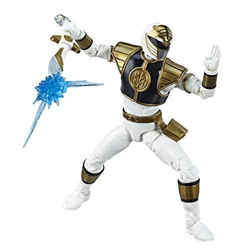 Power Rangers Lightening Collection Mighty Morphin White Ranger