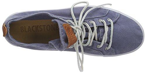 Blackstone Lm85, Scarpe da Ginnastica Uomo Blu (Blau (indigo))
