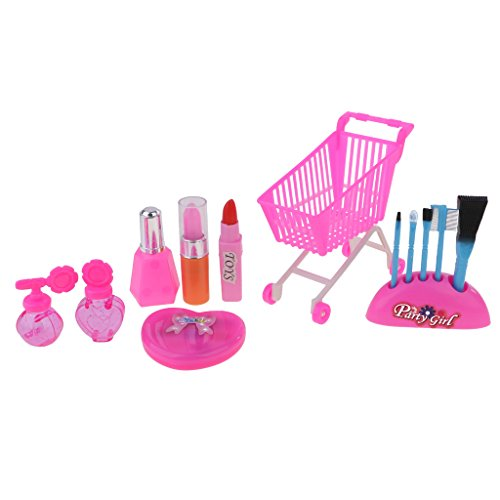 Barbie Schmink-Set Make-Up Set Handtasche NEU Kinder Spielzeug