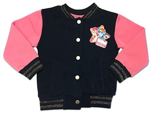 My Little Pony Mädchen Jacke Navy and Pink Gr. 2-3 Jahre, Navy and Pink (Pony Mädchen My Little Jacke)