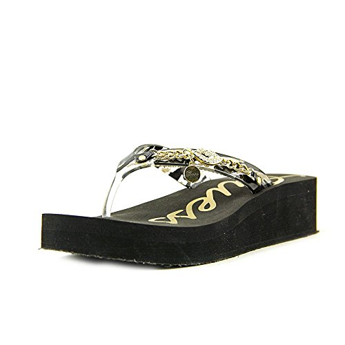 Guess Earvin Donna US 9 Nero Infradito