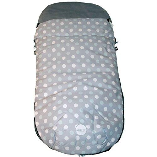 Pekebaby 1121050000 Modelo 105 - Saco polar universal