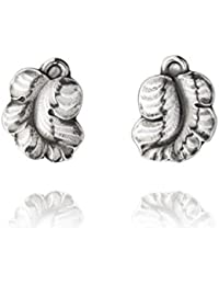 Georg Jensen Women Silver Ear Cuff Earrings 3536784.0