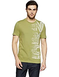GAP Logo Remix Short Sleeve Crewneck T-Shirt for Men's