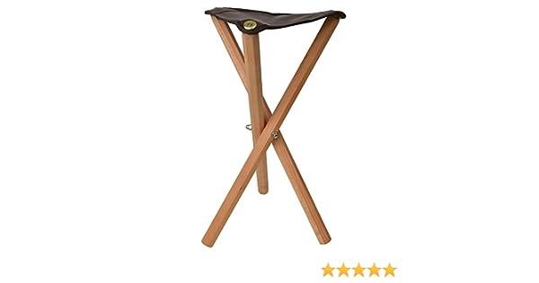 Artina sgabello per pittori cannes in legno di faggio e sedile