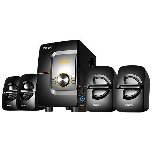 Intex IT-Bang 4.1 Channel multimedia speaker