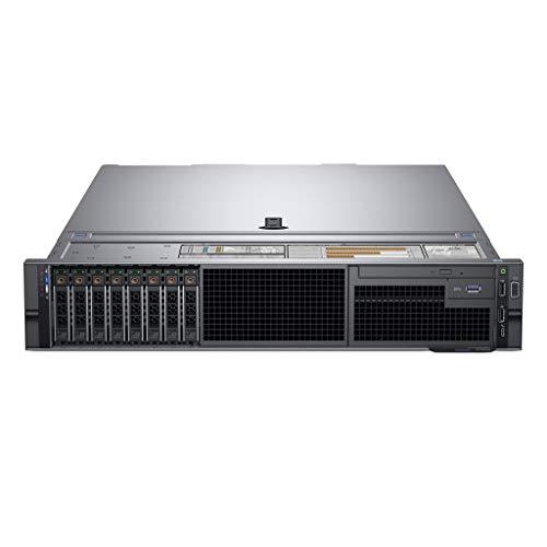 Dell PowerEdge R740 (RTRR7) Server-System, schwarz,