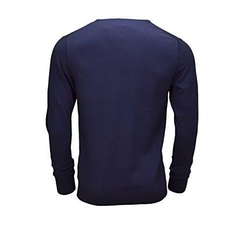 Tommy Hilfiger Herren Pullover Blau