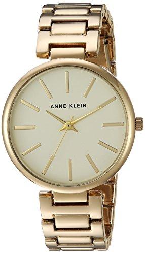 Anne Klein orologio analogico–per donne, lega Band–2786Chgb