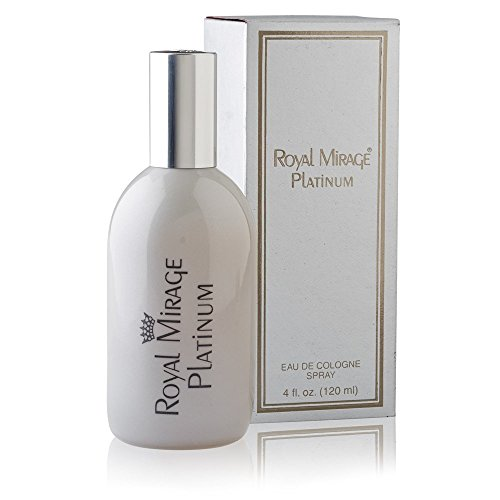 Royal Mirage PLATINUM EDC Spray - 120 ml / 4 fl. oz. …  available at amazon for Rs.1197