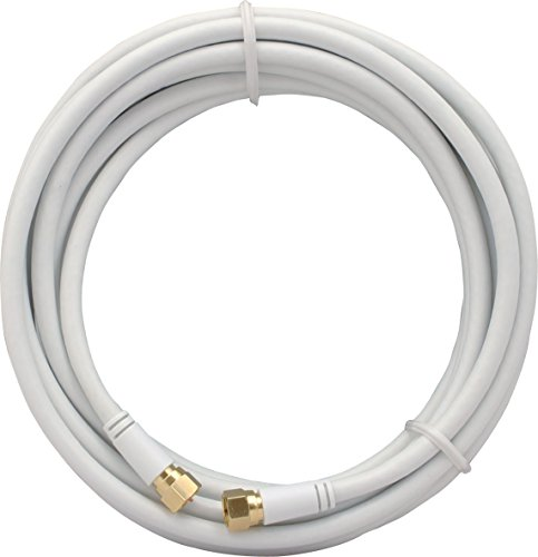 SKT 5 m Gold Plated F-connector ...