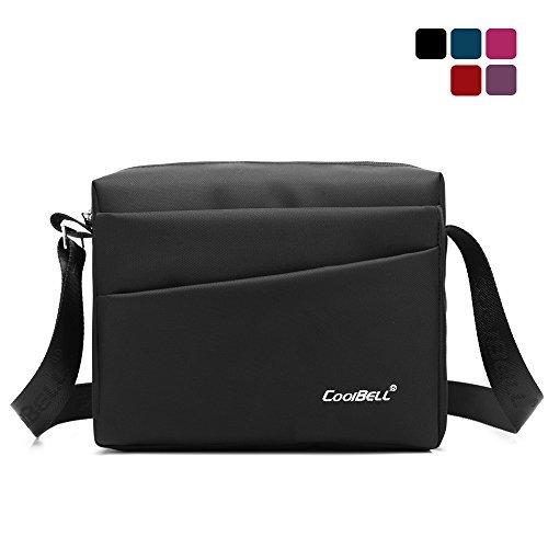 coolbelltm101-inches-unisex-laptop-shoulder-bag-waterproof-oxford-bag-messenger-bag-leisure-bag-brie