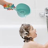 Cuchara de agua de plástico de Idea, alta para hacer copas de champú de bebé