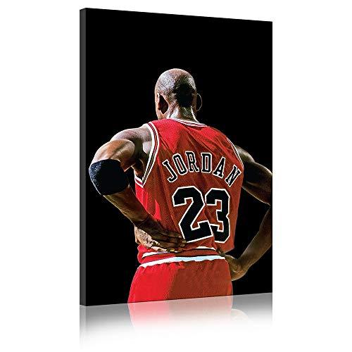Five-Seller Michael Jordan Vista Posterior Estrella