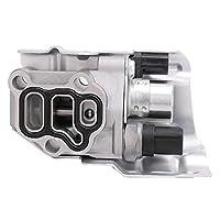 Bonbela 15810-RAA-A03 VTEC Solenoid Spool Valve Fit for Honda CRV Accord CR-V Element Acura RSX Electromagnetic Valve