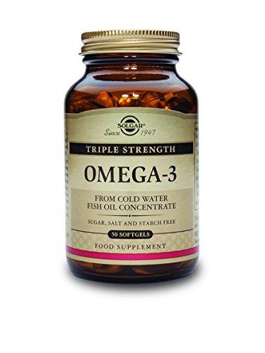 Triple Strength Omega-3 50 Softgels