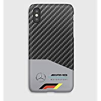 Carbon F1 Mercedes iPhone cas 4, 4S, 5, 5SE, 5S, 5C, 6, 6S, 6S + 6+, 7, 7+, 8, 8+, iPhone X
