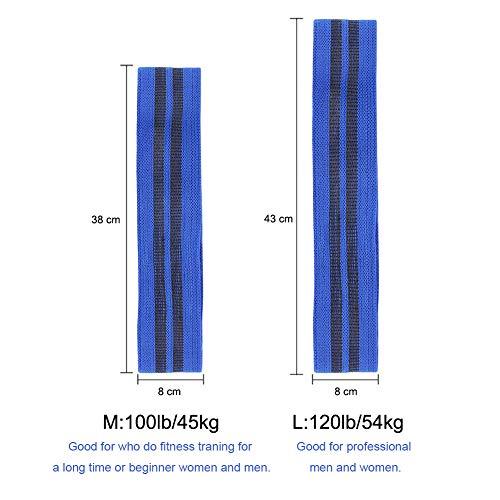 Zoom IMG-2 miliyaonline fasce elastiche antiscivolo per