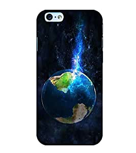 PrintVisa Technology 3D Hard Polycarbonate Designer Back Case Cover for Apple iPhone 6 Plus :: Apple iPhone 6+