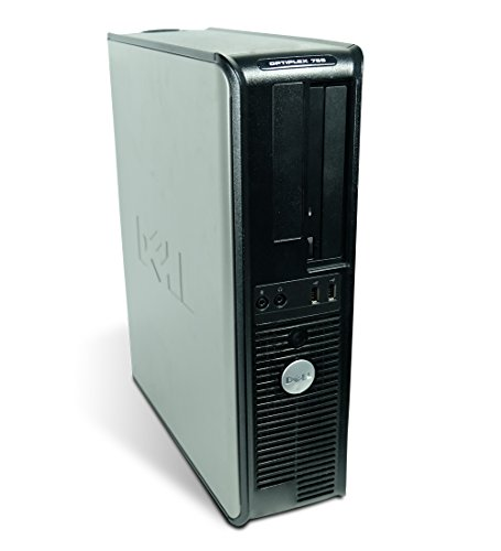 Dell OptiPlex 755 Desktop PC Computer - Intel Core 2 Duo 2x 2,4 GHz 4 GB DDR2 80 GB HDD DVD-Brenner - Windows 10 Home 64Bit (8 GB DDR2 1000 GB HDD)