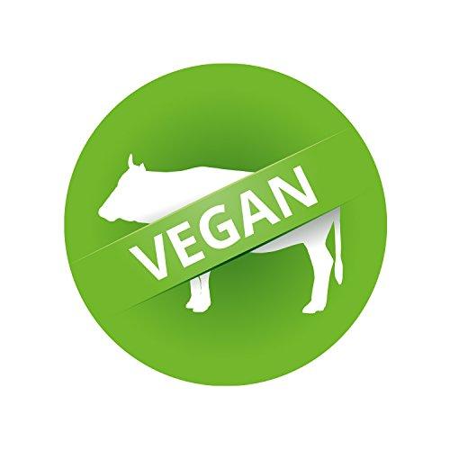 Vitamin B12 (Methylcobalamin), 5000 µg, extra hochdosiert, 90 Tabletten, vegan – wichtig für Nervensystem und Denkvermögen, stimmungsaufhellend. OHNE künstliche Zusätze. Ohne Gentechnik. - 3
