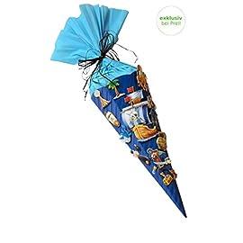 Schultte-Bastelset-Pirat-Zuckertte-aus-3D-Wellpappe-68cm-hoch-mit-XXL-3D-Stickern