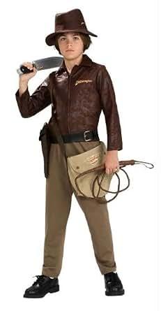 Indiana Jones Dlx Child Large