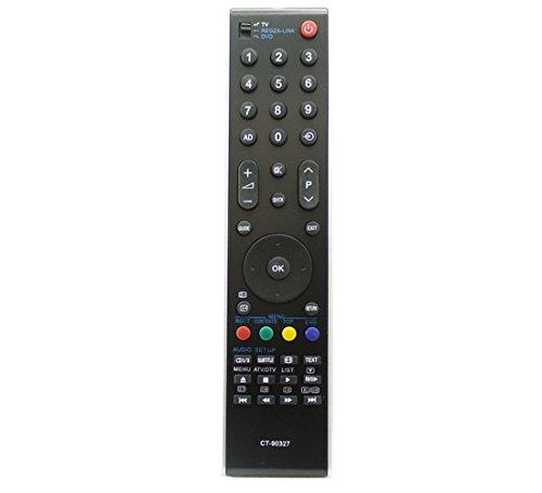 121AV - Sustitución control remoto TC-90327 CT90327