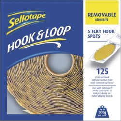 Sellotape abnehmbarem Haken und Gürtelschlaufe Spot