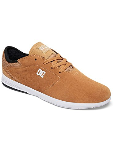 Herren Skateschuh DC New Jack S Skate Shoes timber