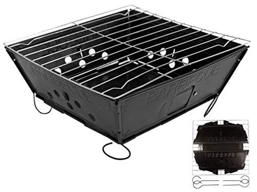 Fresh Grills - klapp- und tragbarer Holzkohlegrill