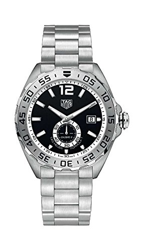 Tag Heuer Formula 1 Black Dial Automatic Mens Watch WAZ2012.BA0842