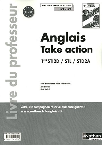 Anglais - Take Action