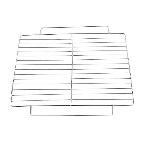 Ersatz-grill-racks (Wallfire Edelstahl Antihaft-Grill BBQ Grid Rack Ersatz Grillrost Grillkorb BBQ-Werkzeug)
