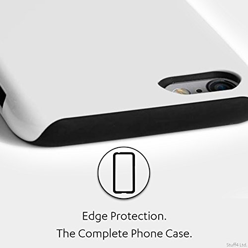 Officiel Elena Dudina Coque / Brillant Robuste Antichoc Etui pour Apple iPhone 8 Plus / Autel/Rituel/Décès Design / Magie Noire Collection Pack 6pcs