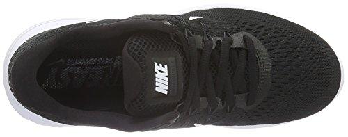 Nike Lunarglide 8, Scarpe da Corsa Uomo Nero (Black/White-Anthracite)
