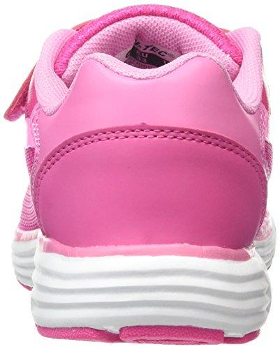 Hi-Tec Mädchen Pajo Ez Junior Hallenschuhe Pink (Fuscia/pink 091)