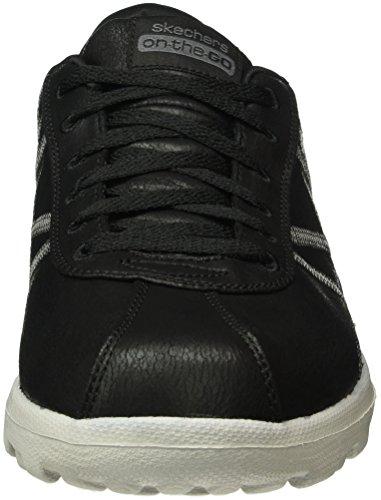 Skechers On-The-GoRefined, Baskets Basses Homme Noir - Noir