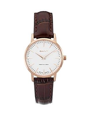 Gant Park Hill time para mujer-reloj analógico de cuarzo cuero 32 W11402 de GANT TIME