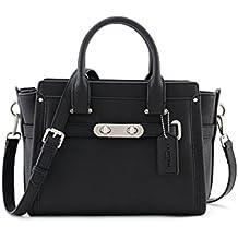 dba58d8138 LA'FESTIN Borsa a tracolla moda fashion designer con tracolla in vera pelle,  accessori