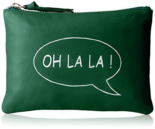 Petite Mendigote Oh La La, Astuccio di trucco, Verde (Vert (Cerfeuil)), Taille Unique