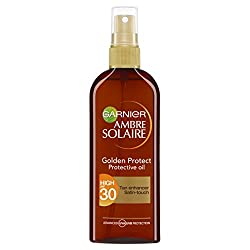 Ambre Solaire by Garnier Oil Spray 30 150ml