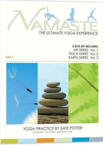 NAMASTE: ULTIMATE YOGA EXPERIENCE V1-3 (2 Yoga Namaste)