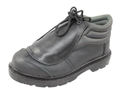 Centek FS333 Welders Metatarsal Safety Boot Engineers (UK 10)