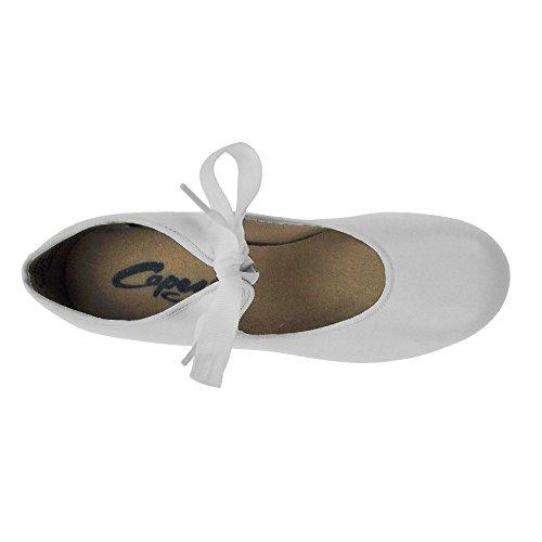 Toccare Fit 925 Bianco Bianco basso Capezio tacco Scarpe Medio SHEpqw