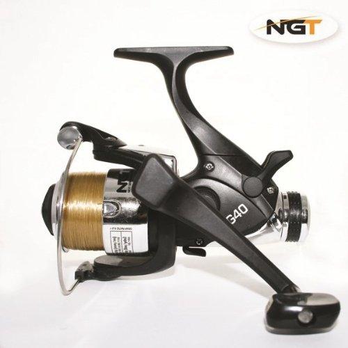 ngt-eg40-carp-pike-coarse-fishing-reels-baitrunner-reel-loaded-with-10lb-line-1-reel