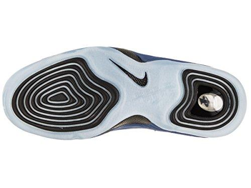 Nike Air Penny Ii, Scarpe da Basket Uomo, Talla Nero (Negro (Blk / Vrsty Bl-Vrsty Bl-Mtllc Sl))