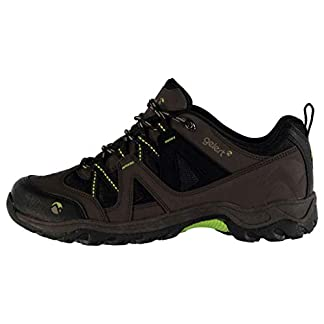 Gelert Mens Ottawa Low Walking Shoes Non Waterproof Lace Up 5